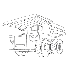 Monster Truck Coloring Pages Books 100 Free And Printable