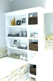 bed bath and beyond floating shelves above white chunky rustic wood shelf bedroom pictures ba