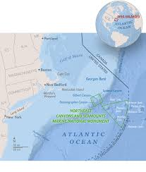 Nautical Charts New England Coast Obama Creates Connecticut Size Ocean Park First In Atlantic