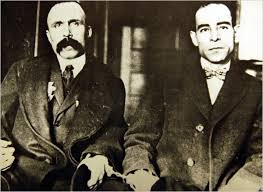 sacco and vanzetti org bartolomeo vanzetti and nicola sacco • photographer unknown • wikicommons