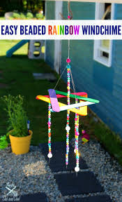 How To Make A Wind Chime Best 10 Wind Chimes Kids Ideas On Pinterest Melted Beads Wind
