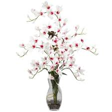 Small Picture Home Decoration Decorative White Fake Floral Arrangements With