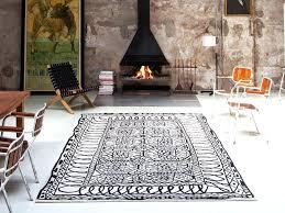black and white rug black on white rug black white chevron runner rug