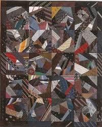 Quilt Inspiration: Necktie quilts for Dad | Fabric crafts ... & mens tie quilts | Free Stuff: Ties that Bind Quilt 4 in 1 Pattern - Adamdwight.com
