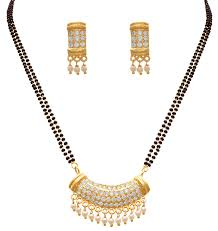 tanishq diamond mangalsutra with earrings best all earring photos