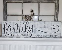 28 best family quote signs that will