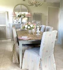 shabby chic dining room furniture beautiful pictures. Shabby Chic Dining Room Beautiful Chair Slipcovers  Shabby Chic Dining Room Furniture Beautiful Pictures