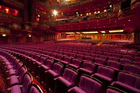 Prince Edward Theater London Seating Chart Our Chairs In The Prince Edward Theatre London In 2019