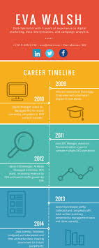 1221 Best Infographic Visual Resumes Images On Pinterest Resume