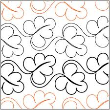 Abundant Leaves quilting pantograph pattern by Lorien Quilting & Abundant-Leaves-quilting-pantograph-pattern-Lorien-Quilting.jpg ... Adamdwight.com