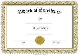Free Funny Award Certificates Templates Editable Of