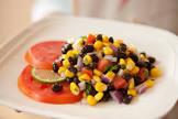 black bean salad  or salsa