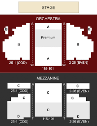 Al Hirschfeld Seating Chart Al Hirschfeld Theater New York Ny Seating Chart Stage