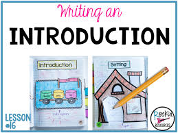 narrative writing archives page of rockin resources writing mini lesson 16 writing an introduction for a narrative essay