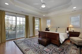 Tray ceiling design bedroom