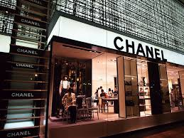 chanel storefront. chanel storefront a