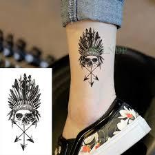 водостойкая временная татуировка наклейка роза цветок лапа временная