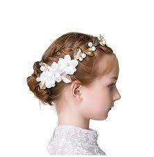 Amazoncojp Fvermecky子供髪飾り 発表会 ヘアアクセサリー ジュニア