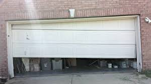 garage door off trackGarage Doors  Garage Door Chain Off Track Staggering Images