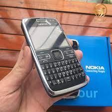 Điện thoại nokia e72 (tím vàng bạc) wifi zin trùng emei