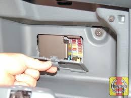 ford ka (2009 2014) 1 2 fusebox and diagnostic socket