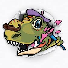 Easy and free to print dinosaur coloring pages for children. Paint Play Dinosaur Train By Swipea Kids Apps