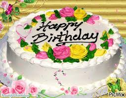 Happy Birthday Cake Picmix