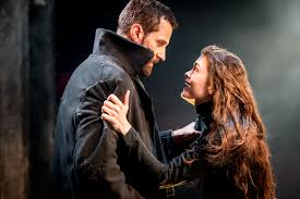 the crucible old vic review thoughts petrified forest 06631 the old vic the crucible richard armitage john proctor and samantha colley abigail williams