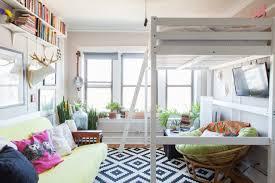 Studio Loft Apartment Loft Beds Mesmerizing Loft Bed Apartment Images Trendy Style