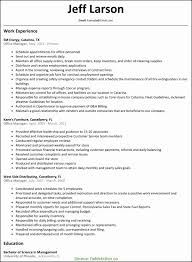 Unique Sample Office Manager Resume Beautiful Useful Store Manager