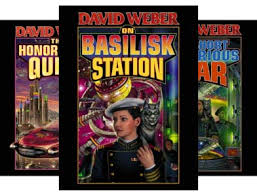 <b>Honor Harrington</b> (14 book series) Kindle Edition