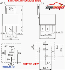 single pole double throw relay image pressauto net how to wire a 4 pin relay at 6 Pole Relay Wiring Diagram