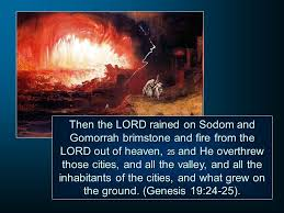 Image result for Genesis 19:24
