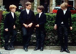 The School that <b>runs</b> Britain: An old <b>boy</b> explains why Eton is ...