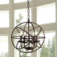 sphere chandelier modern elegant contemporary chandelier featuring shining