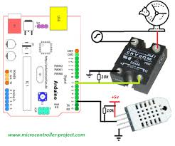 how to interface ssr(solid state relay) with arduino and control holley ssr wiring diagram at Ssr Wiring Diagram