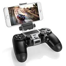 sony game phone. ps4 controller smart phone clip clamp mount holder stand bracket for sony playstation 4 dual game