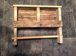 handmade furniture plans recycled pallet shelf with towel rack handmade outdoor furniture plans