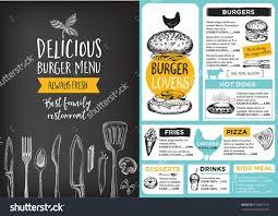 Menu Designs 49 Creative Restaurant Menu Design Ideas That Will Trick People To