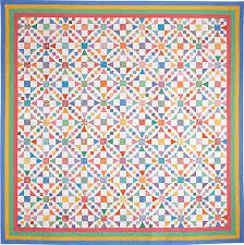 Wedding Quilt Patterns Amazing Emily's Wedding Quilt Fat Quarter Friendly Scrap Quilt The