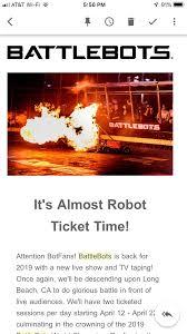 Aptyx Designs Its Coming Go Team Bite Force Battlebots