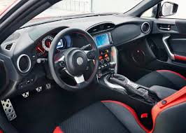 2018 Toyota GT86 interior shooting - 2018 Car Review