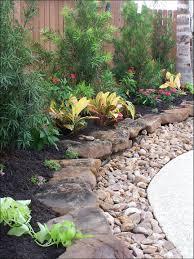 rock beds landscaping. Modren Rock Flat Rocks With Gravel To Edge Plant Beds Could Do Landscape Flat Stones  As Well Border For Back Yardside Yard To Rock Beds Landscaping Pinterest