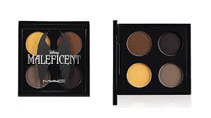 mac cosmetics maleficent eyeshadow