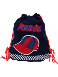 10 piece personalized return gifts rucksack cool cap