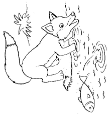 Forest Animal Coloring Page Fox Coloring Pages Coloring Pages Coloring Pages Animal