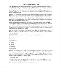 Example Research Essay Research Paper Essay Example Research Papers ...