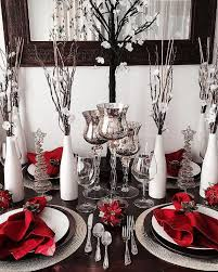 70 Ultra-Modern Christmas Tablescape Stunners. Christmas Table  DecorationsChristmas ...