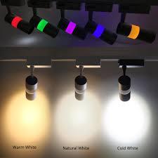 Micro Led Lights Clothing Led Track Light 15w Modern Cob Spot Rail Lights Clothes Shoes Store Shop Windows Decoration Spotlights Focus Lighting Fixtures