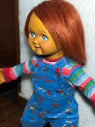 life size chucky doll chucky doll prop good guy life size ebay